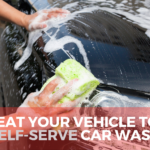 Treat Your Vehicle to a Self-Serve Car Wash